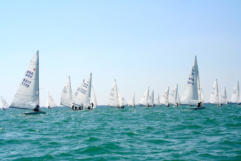 яхта, парусная регата, bacardi miami sailing week, гонки на яхтах
